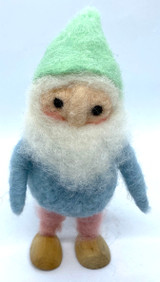 Felted Gnome Axel