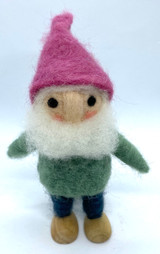 Felted Gnome Norman