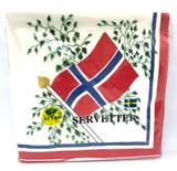 Norwegian Dinner Napkins