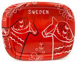 Sweden Dalahorse Metal Tray