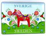 Sverige Sweden Magnet