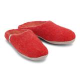 Egos Danish Slippers (red)