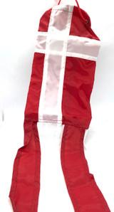 Danish Flag Windsock