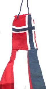 Norwegian Flag Windsock