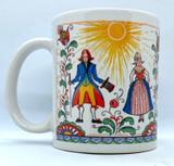 Swedish Couples Coffee Mug