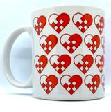 Heart Baskets Coffee Mug