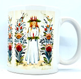 Pieper Blomquist Lucia Coffee Mug