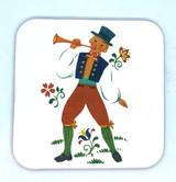 Swedish Folk Coaster Trumpet