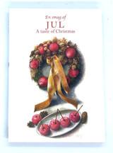A Taste Of Jul Danish Notecards