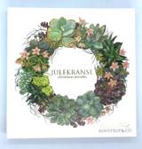 Julkranse Danish Art Notecards