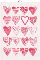 """Ekelund """"Hearts"""" Table Runner"""