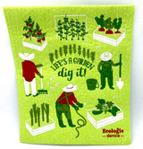 Get Growing Swedish Dishcloth