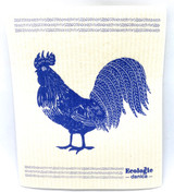 Rooster Francaise Swedish Dishcloth