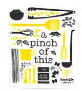 A Pinch of This Swedish Dishcloth