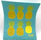 Pineapple Swedish Dishcloth
