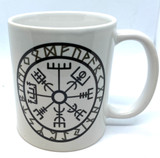 Scandinavian Runes Coffee mug