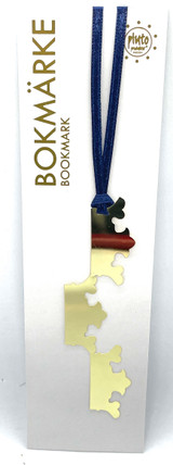 Three Crowns Bookmark
