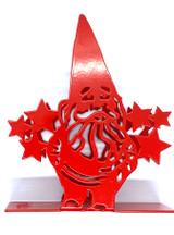 Red Tomten Napkin Holder