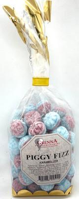 Grenna Brand 'Piggy Fizz' Swedish Candy