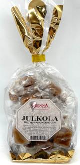 Julkola Swedish Caramel Candy