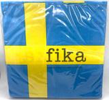 Fika Flag Dinner Napkin