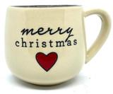Merry Christmas Glögg Mug