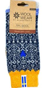 Wool Wear Swedish Socks
