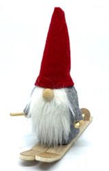 Red Hat Tomten Skier