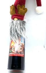 Reindeer Tomten Bottle Topper