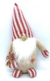 Striped Hat Santa Tomten
