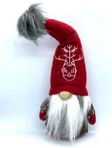 Furry Pom Hat Tomten