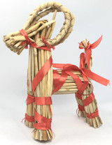 Small Swedish Straw Goat (Jul Bock)