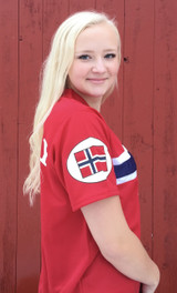 Norway Soccer Jersey