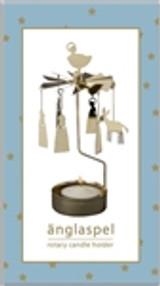 Änglaspel Nativity rotary candle holder
