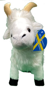 Al johnson's plush Goat