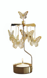 Butterfly Rotary Candle
