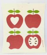Apple Swedish Dishcloth