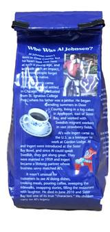 """Al Johnson's Scandinavian Roast Coffee """"Whole Bean"""""""