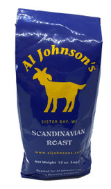 "Al Johnson's Scandinavian Roast Coffee ""Whole Bean"""