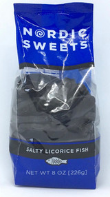 Salty Licorice Fish
