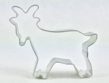 Al Johnson's Goat Cookie Cutter