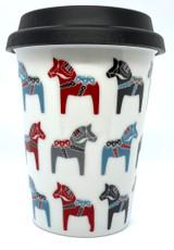 Dalahorse To Go Mug