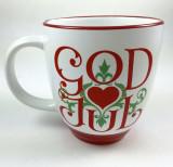 God Jul Bistro Mug