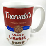 Cream of Lutefisk Soup Mug