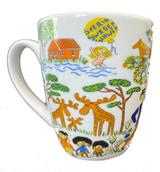 I Love Sweden Bistro Mug