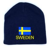 Swedish Flag Beanie