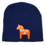 Dala Horse Beanie