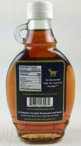 Al Johnson's Golden Goat Pure Wisconsin Maple Syrup