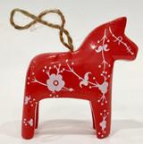 Dala Horse Ornament