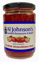 Al Johnson's Swedish Strawberry Jam